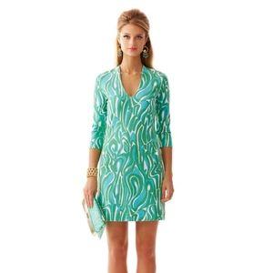 Lilly Pulitzer Charlena shift dress L